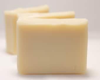 Tea Tree Coconut Milk Soap   Handmade Cold Process Vegan Soap   Essential Oil All Natural Soap   Coconut Milk Soap   Fatty's Soap Co.