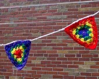 Rainbow Bunting- 5 feet