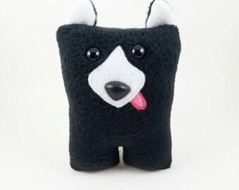 Dog Nubbin - Border Collie - Made To Order