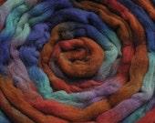 100g Space-Dyed Oatmeal Merino D' Arles Wool Top - Antarctica