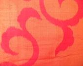 Vintage kimono S35, meisen  kimono, silk, awase