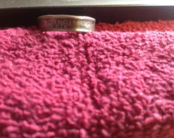 2003 Ilinois state Quarter ring! Size 9 1/2