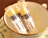 Lip balm - All Natural - Vegan - Almond or Lavender Mint