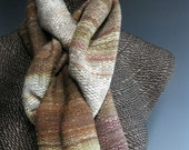 Handwoven Scarf: Sonora