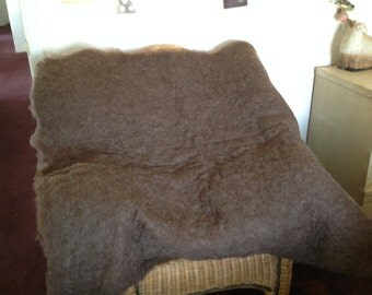 WOOL FELTED SHEETS