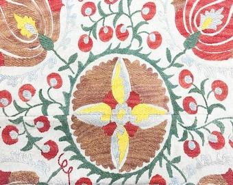 Vintage Uzbek Suzani