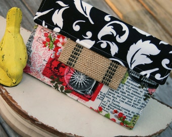 Kindle Cover Padded, Kindle Case, Nook Cover, Ereader Case, Paperwhite Sleeve, Paperwhite Case, Custom Sleeve in Ooh La La