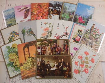 Vintage Playing Card Lot #2
