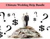 Wedding Help Bundle w/ Wedding Budget, 100 Designer Secrets Ebook, Ultimate Decor Checklist, & Decor Mistakes to Avoid Eguide