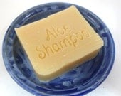 Sesame Aloe Vera Shampoo Bar ON SALE - Formulated for Thin Hair, Sensitive, Dry Flaky Scalp - New vegan formula available