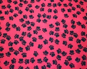 PET PAW PRINT Harness Print shirt