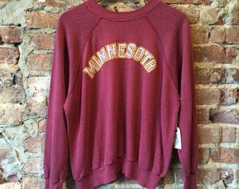 Vintage minnesota thin sweatshirt