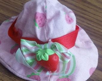 1983 Strawberry Shortcake hat