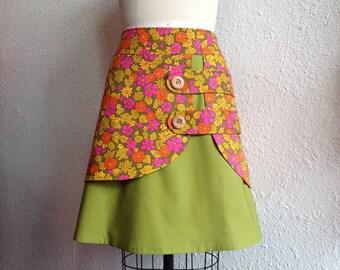 SALE Chloe double layer skirt Sz 10