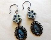 SUMMER SALE - 30% OFF - Ocean of Tears - Original and Unique handmade earrings