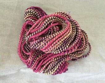 Various Grapes handspun yarn