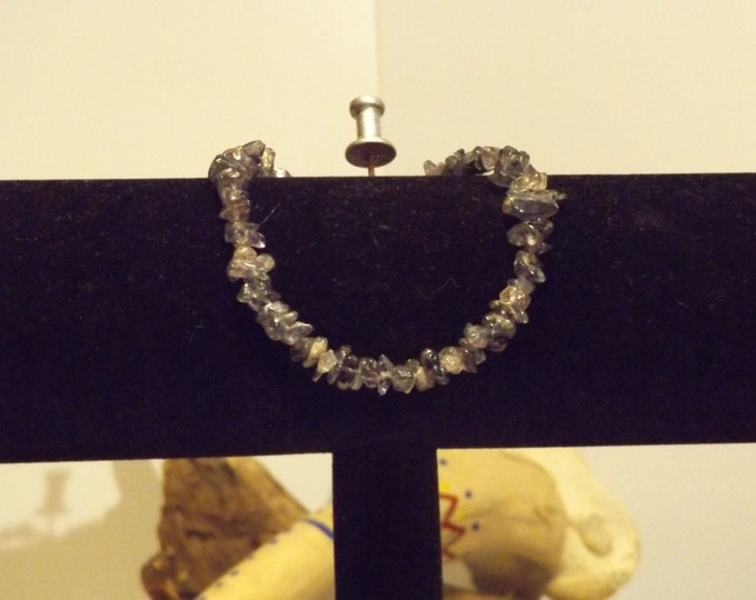 Smoky Quartz Crystal Healing Bracelet, Healing Crystal and Gemstone Jewelry, Healing Jewelry, Healing Crystal and Stones, Crystal Bracelet