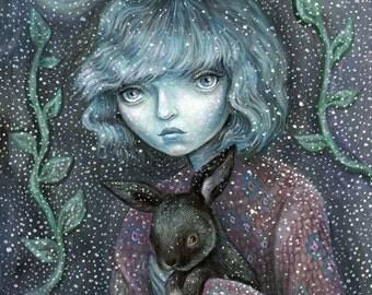 Winter's Coming - 8x10 print