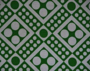 Vintage Geometric Home Decor William Lind Fabric