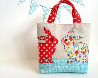 girls purse tot tote easter purse