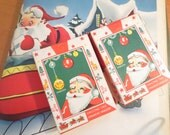 Two Vintage Boxes of Christmas Tree Ornament Hangers Vtg Christmas Tree Ornament Hangers