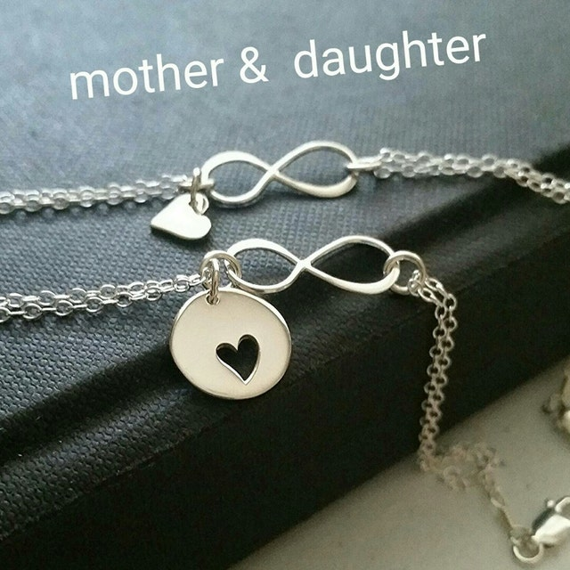 Mother Daughter Jewelry Personalized Gift For By Thejewelrybar