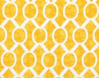 Sydney Yellow Geometric Runner