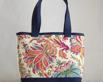 Callas Fabric Tote Bag - READY TO SHIP