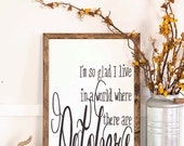 WORLD of OCTOBERS, Fall Quote, Handpainted, 12x18, Bedroom, Living Room, Harvest Cottage Decor, Farmhouse Sign