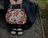 WARD. Meandering Bag from The Linen Garden Studio