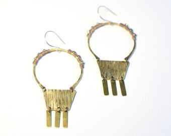 Mini Pachymama Earrings