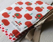 Drawing Set - Red Apples