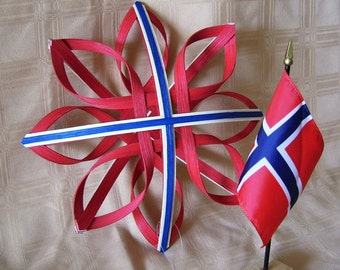 Star of Norway - Hand Woven Nordic Star
