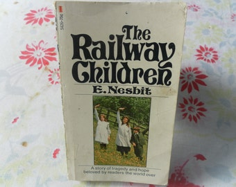 The Railway Children by E. Nesbit first printing 1971