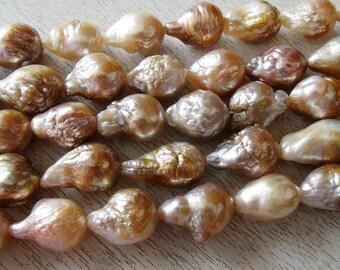 35% OFF Natural Kasumi like Nucleated flameball pearl