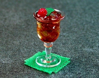 Raspberry Iced Tea  (1:12th Scale)