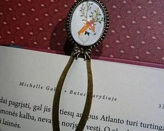 Bookmark Deer No. 3