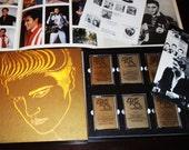 Vintage Elvis 50th Anniversary Six Cassette Tapes 1954 - 1968