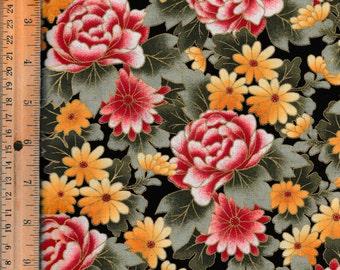 Asian Style Fabric - Kikko II from Blank Textiles