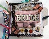 RESERVED, Custom Order, Letters to the Bride