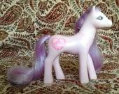 Gardenglow - vintage Pretty Pony my little pony