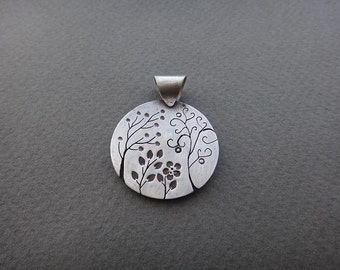 Enchanted Forest Pendant