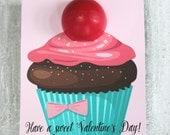 Cupcake EOS Valentine