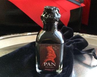 PAN ~ Green Perfumed Ink