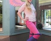 Custom Order for Rebecca Angelo, Twilight Sparkle Cosplay Leg Flares