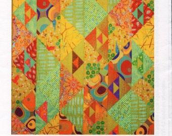 Prisms Quilt Pattern