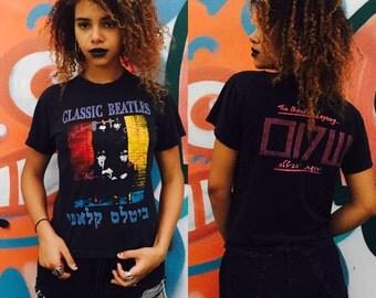 Vintage Rare Beatles Shirt