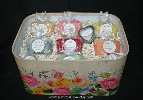 Candle Wedding Gift: Bridal Shower Gift Candle Poem Wedding Shower Gift