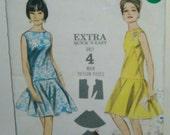 Butterick 3578 Pattern 1960s