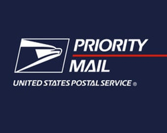 USPS Priority 2-3 Day Shipping add on